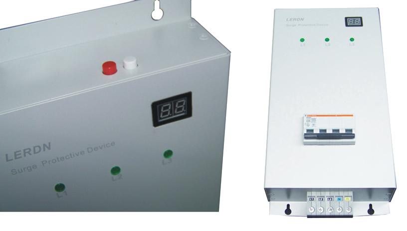 Tủ chống sét cho nguồn điện LDY-40B/YS