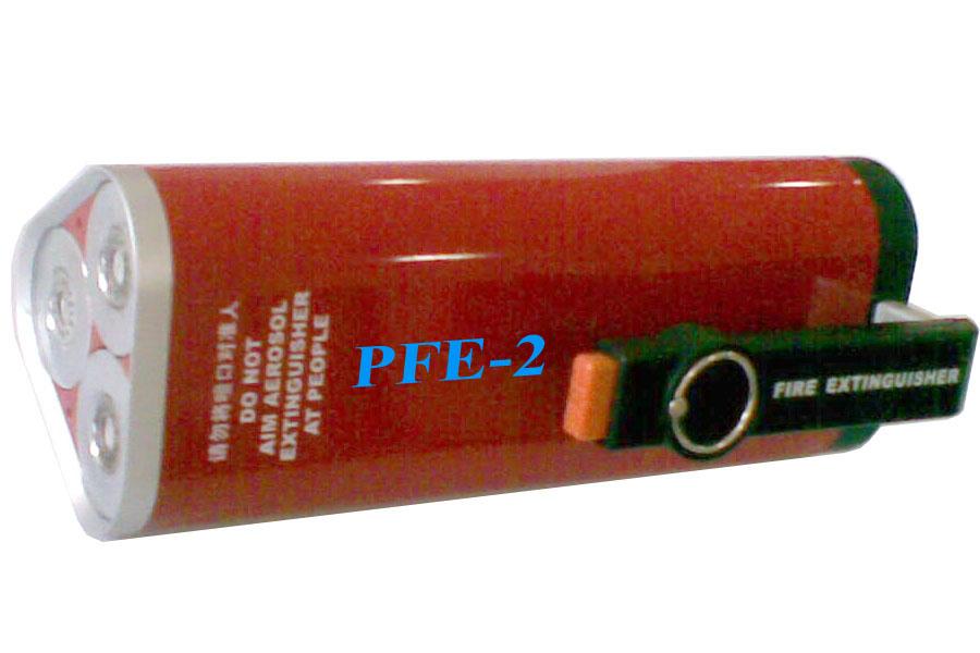 Bình chữa cháy cầm tay PFE-2