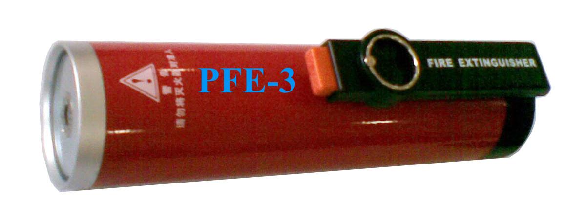 Bình chữa cháy cầm tay PFE-3